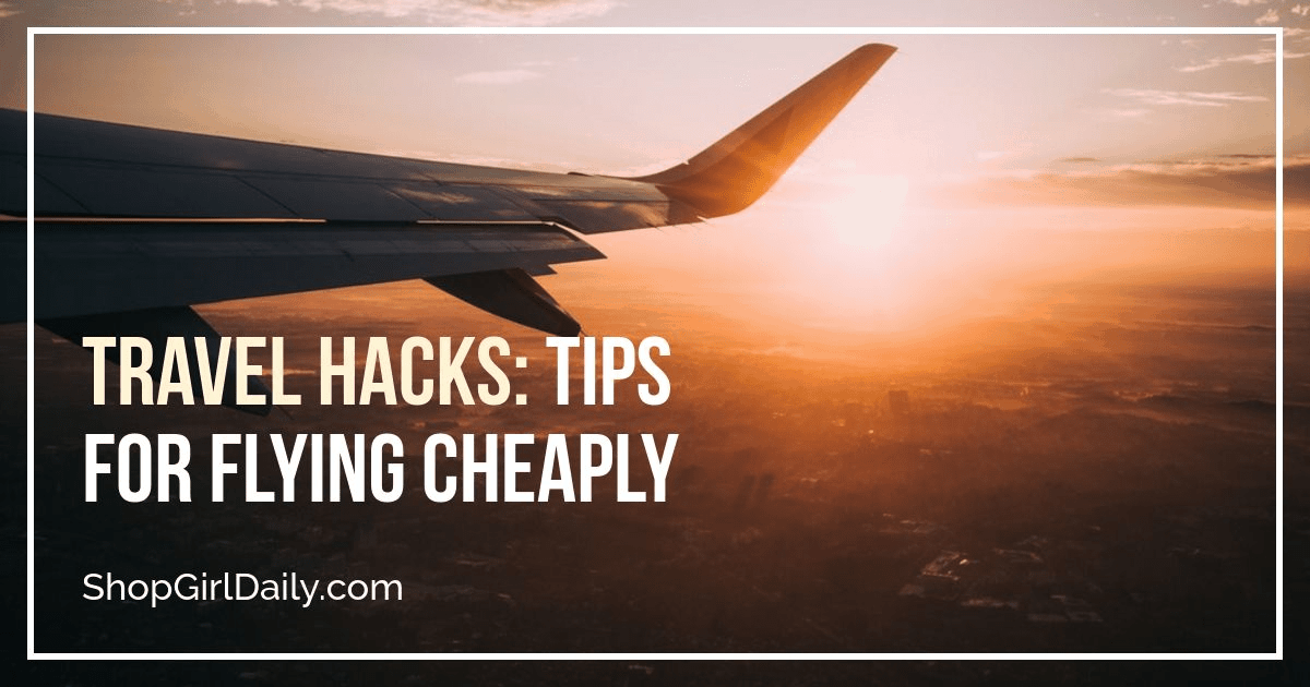 Tips for buying cheap flights