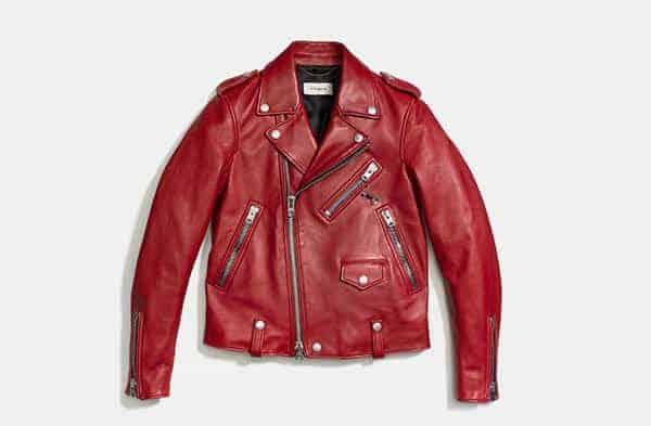 Coach Spring 2017 Moto Jacket