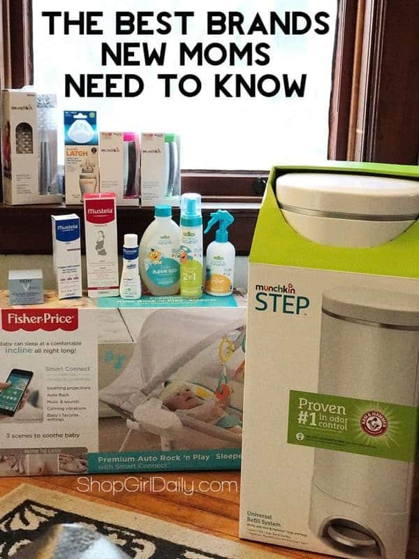 The Best Brands New Moms Need to Know