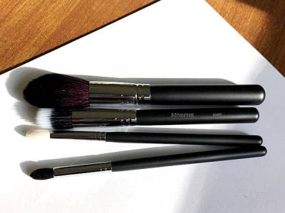 Morphe Makeup Brush Subscription Via LiveGlam