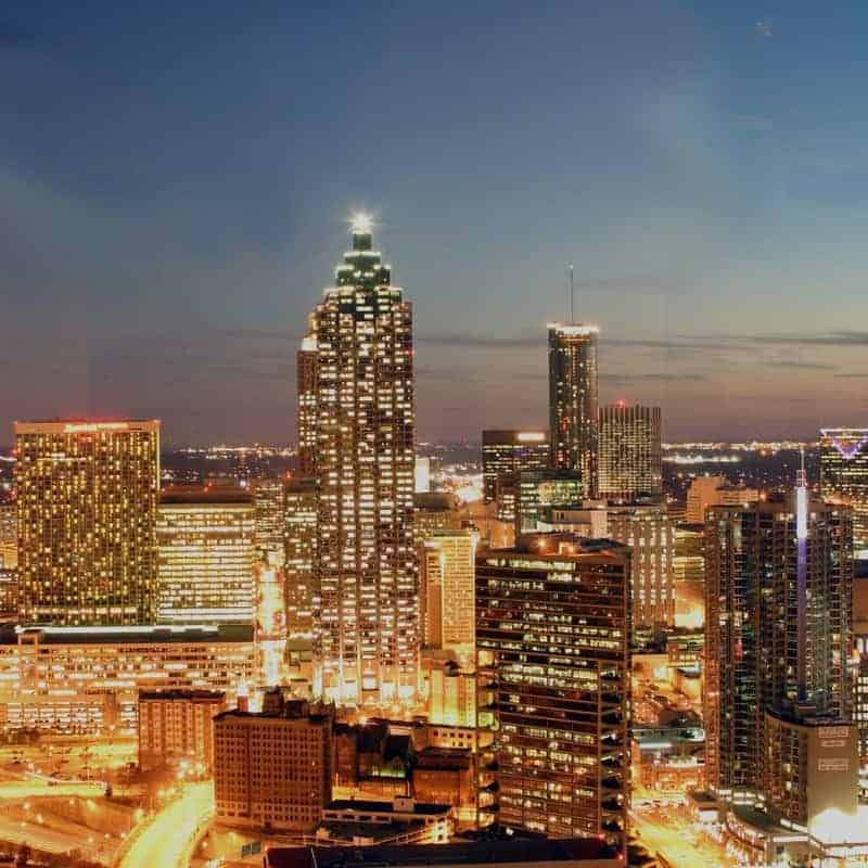 Atlanta is a great city to visit on a budget