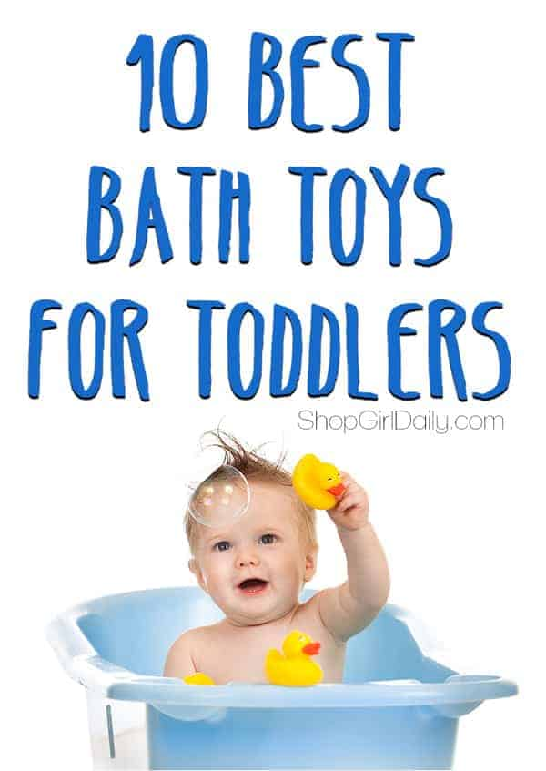 10 Best Bath Toys for Toddlers in 2017 - Shop Girl Daily