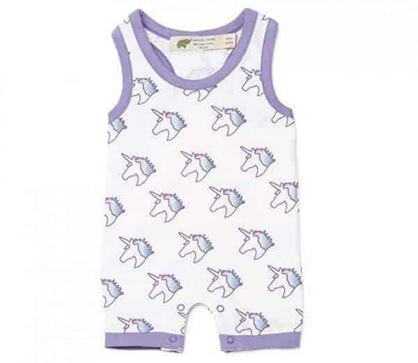 Unicorn Racerback Shortall from Monica and Andy