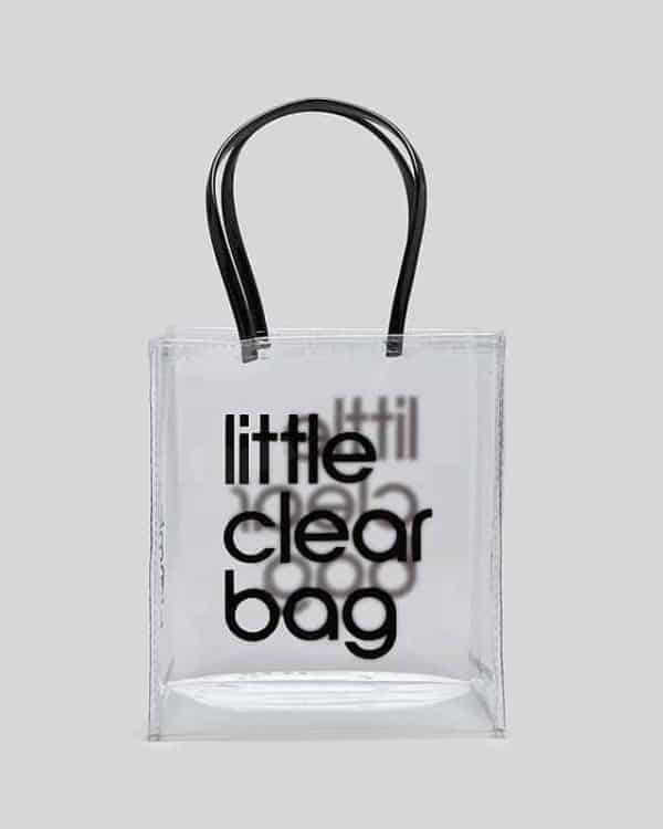 Little Clear Bag at Bloomingdale's