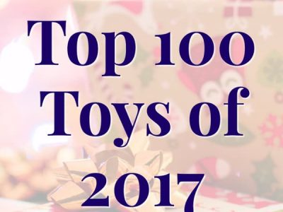 Amazon's Top 100 Toys For 2017