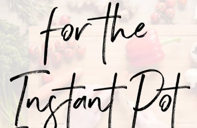 Instant Pot Gift Ideas | ShopGirlDaily.com