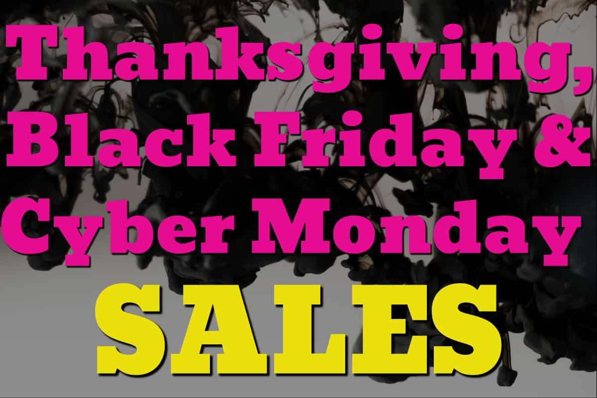 List of Black Friday Sales   List of Cyber Monday Sales - ShopGirlDaily.com