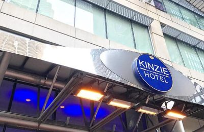 The Kinzie Hotel In Chicago