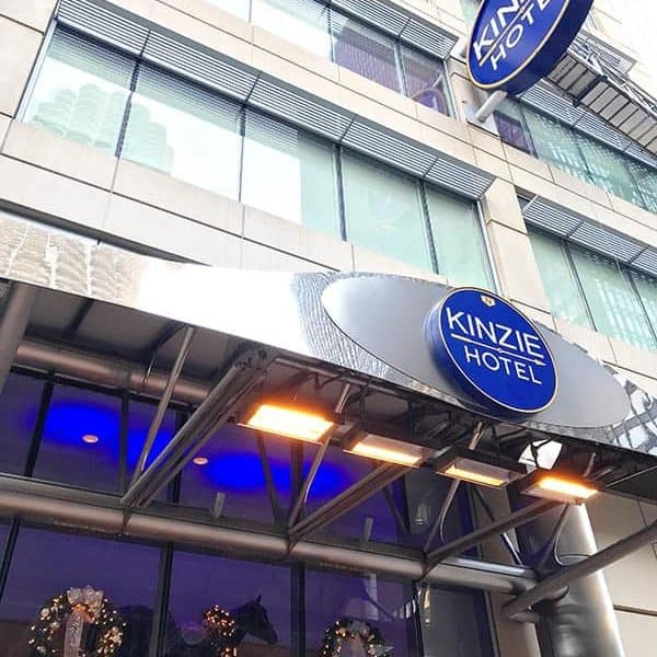 Upscale But Budget-Friendly, Consider Kinzie Hotel On Your Next Visit To Chicago