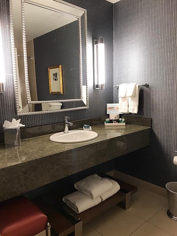 Bathroom at Kinzie Hotel