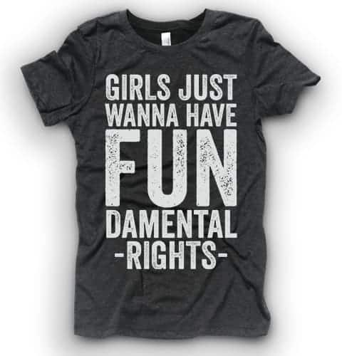 Fundamental Rights Tee
