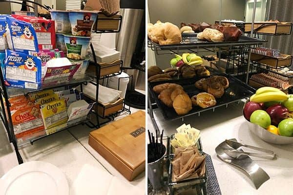 Breakfast at Kinzie Hotel