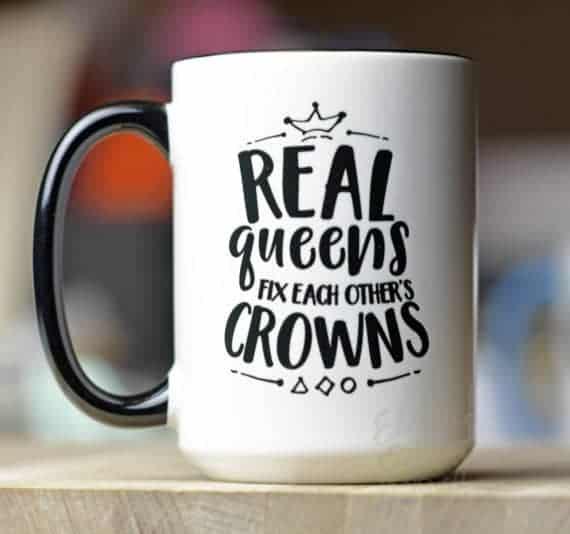 Real Queens Mug