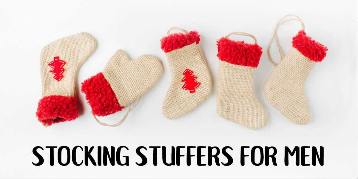 100+ Stocking Stuffers For Men Under $10