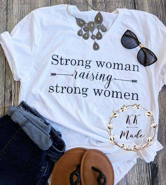 Strong Woman Shirt