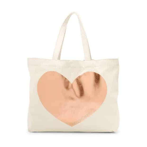 Girlscount Tote Bag from Fossil
