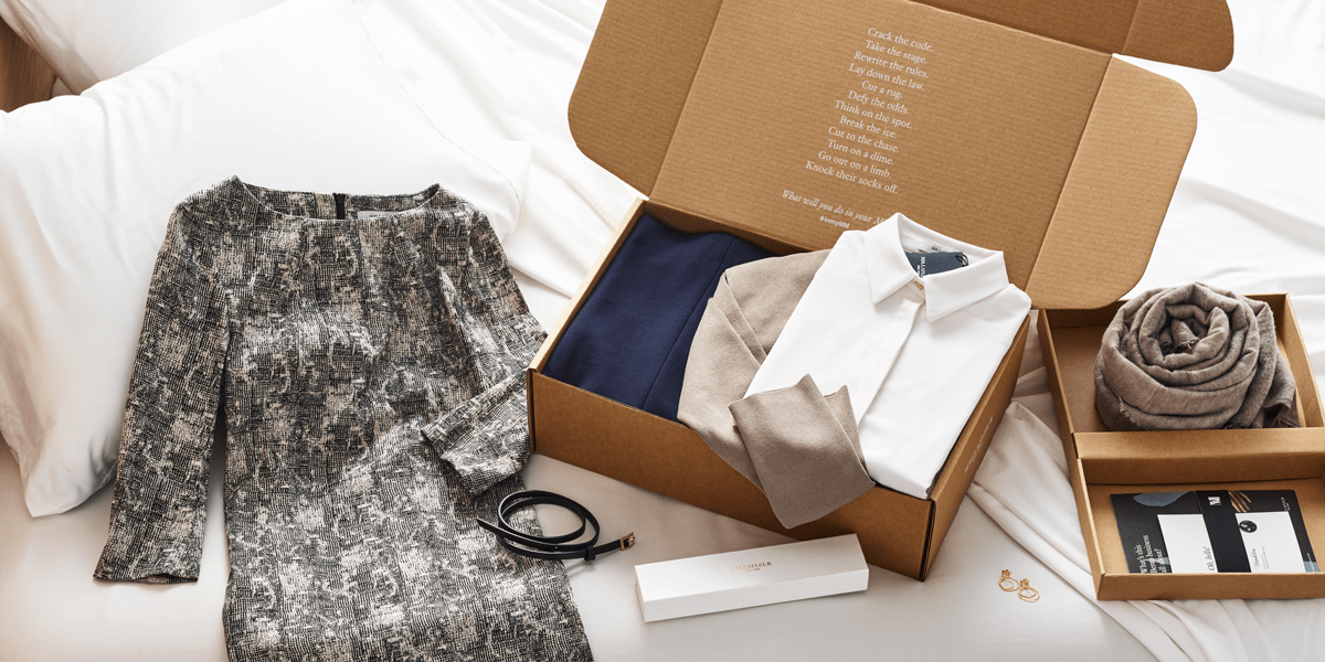 MM.LaFleur Bento Box: Your Professional Wardrobe Shipped To Your Door