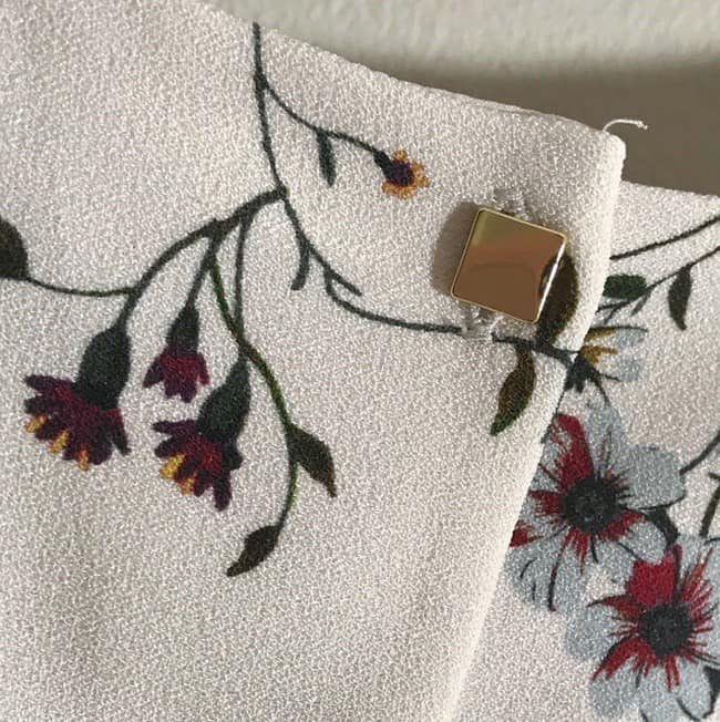 MM.LaFleur Didion Top in Wildflowers
