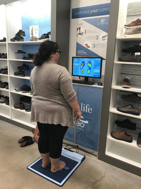 ABEO Footwear Scan