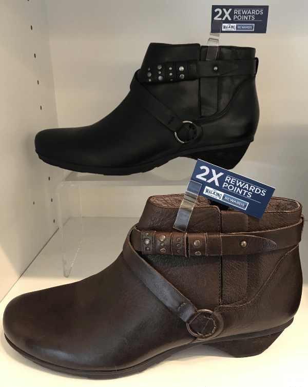 Nancy Natural ABEO boots
